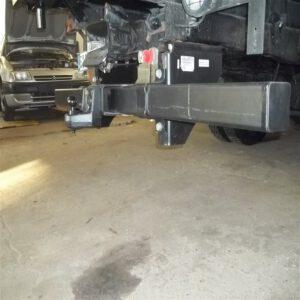 Anhängerbock mit Unterfahrschutz Mercedes Benz Düdo 508 608 613 ua.