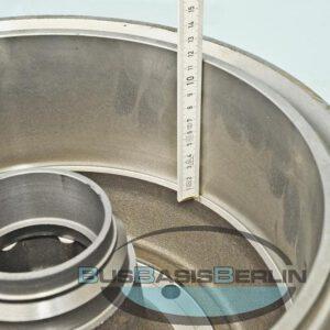 2x Bremstrommel Vorderachse 608 (BM 310)