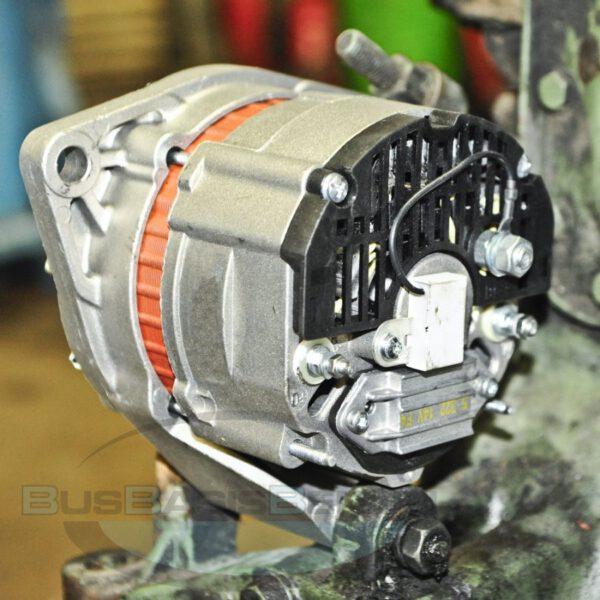 Mercedes Düdo T2/L Lichtmaschine OM 314, OM352, 12V/55A interner Regler ISKRA