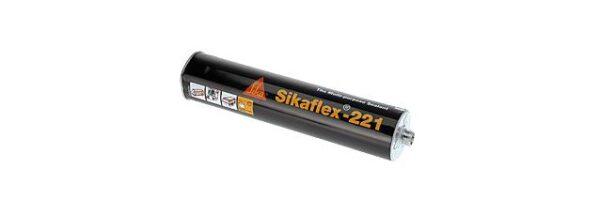 1k Dichtstoff, Sikaflex 221, weiß, 300ml