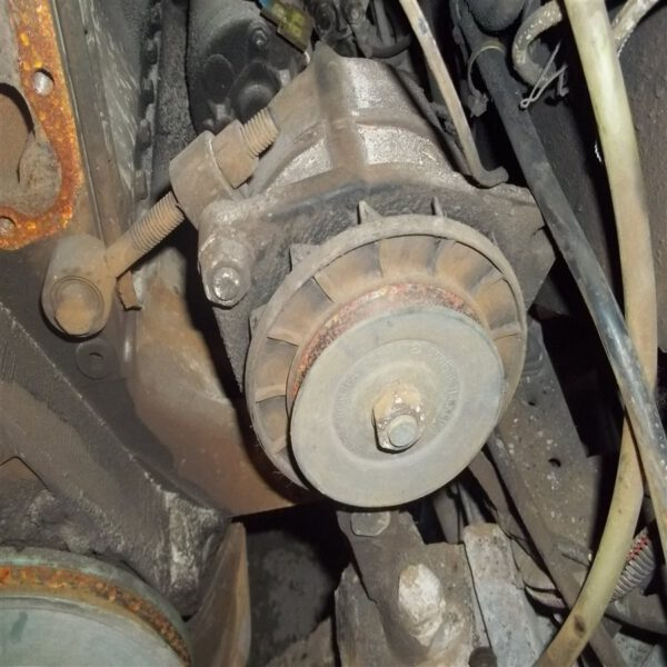 Mercedes Düdo T2/L Lichtmaschine M115 OM 615, OM616, 12V/55A interner Regler